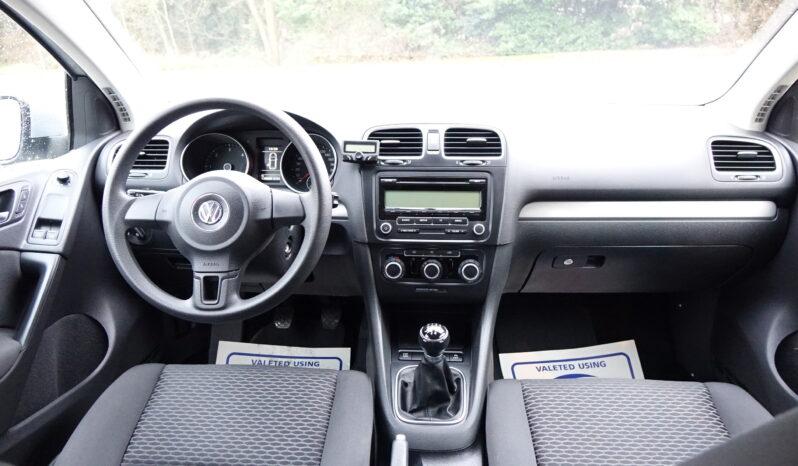 2010 VOLKSWAGEN GOLF 6  1.6 TDI BLUEMOTION UK REGISTERED LEFT HAND DRIVE LHD full