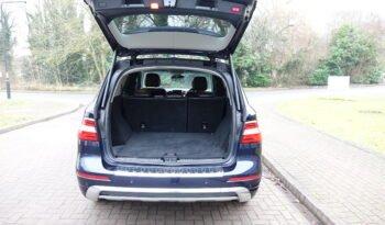 2013 MERCEDES-BENZ ML250 7G-TRONIC BLUETEC SPORT RIGHT HAND DRIVE full