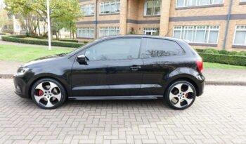2013 VOLKSWAGEN POLO 1.4 TSI GTI DSG/AUTO UK REGISTERED LEFT HAND DRIVE LHD full