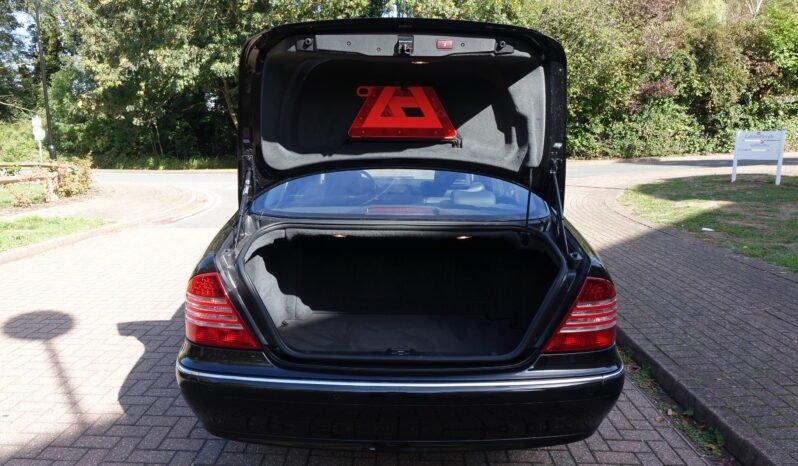 2004 MERCEDES BENZ 400 V8 CDI 246BHP AUTO UK REGISTERED LEFT HAND DRIVE LHD full