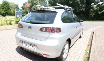 2007 SEAT IBIZA 1.9 TDI 3DR 100 BHP  LEFT HAND DRIVE LHD SPANISH REGISTERED full