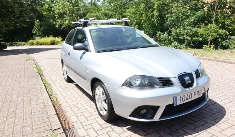 2007 SEAT IBIZA 1.9 TDI 3DR 100 BHP  LEFT HAND DRIVE LHD SPANISH REGISTERED full