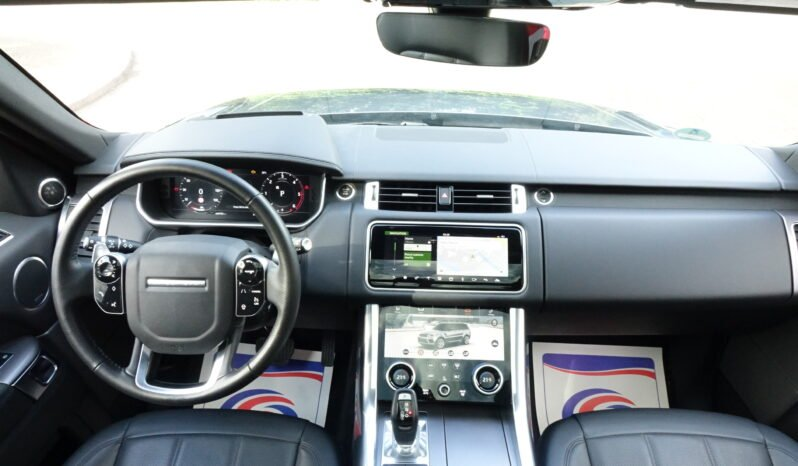 2018 LAND ROVER RANGE ROVER SPORTS 3.0 TDV6 HSE UK REGISTERED LEFT HAND DRIVE LHD full