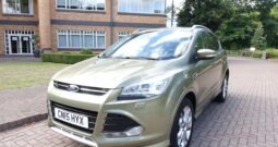 2015 FORD KUGA 2.0 TDCI TITANIUM 150BHP UK REGISTERED LEFT HAND DRIVE LHD