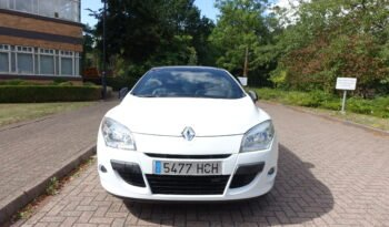 2011 RENAULT MEGANE CONVERTIBLE 2.0 AUTO SPANISH REGISTERED LEFT HAND DRIVE LHD full