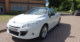 2011 RENAULT MEGANE CONVERTIBLE 2.0 AUTO SPANISH REGISTERED LEFT HAND DRIVE LHD