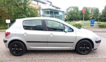 2005 PEUGEOT 307 1.6 FRENCH REGISTERED LEFT HAND DRIVE LHD full