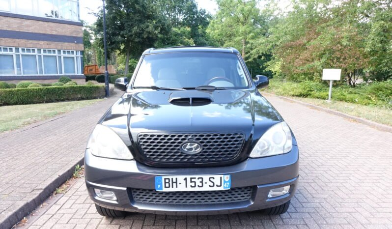 2007 HYUNDAI TERRACAN 2.9 CRDI 4×4 FRENCH REGISTERED LEFT HAND DRIVE LHD full