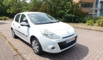 2011 Renault Clio 1.5 DCI SPANISH REGISTERED LEFT HAND DRIVE LHD full