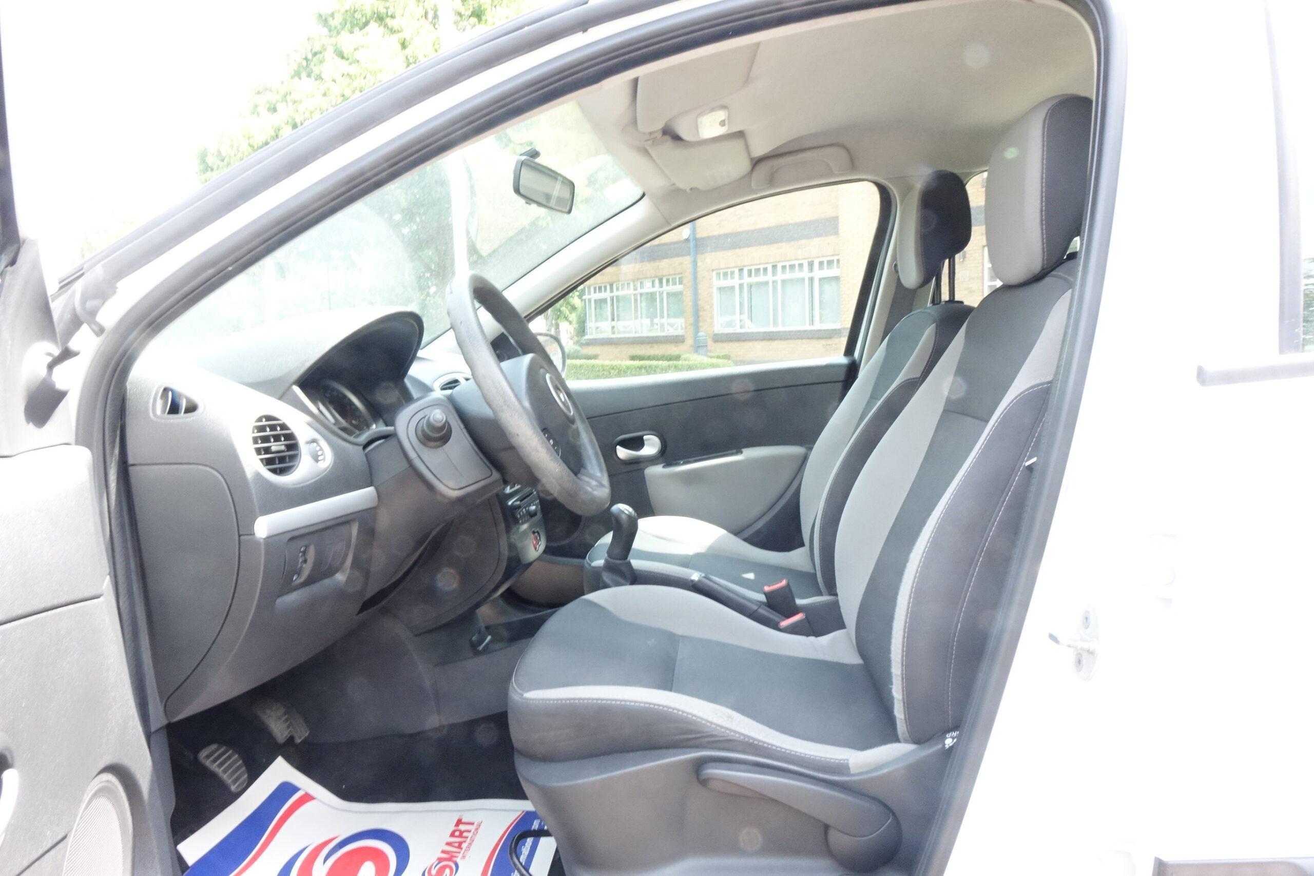 2011 Renault Clio 1.5 DCI SPANISH REGISTERED LEFT HAND ...