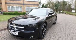 2007 DODGE CHARGER 5.7 HEMI RT AUTO UK REGISTERED LEFT HAND DRIVE LHD