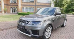 2018 LAND ROVER RANGE ROVER SPORTS 3.0 TDV6 HSE UK REGISTERED LEFT HAND DRIVE LHD