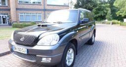 2007 HYUNDAI TERRACAN 2.9 CRDI 4×4 FRENCH REGISTERED LEFT HAND DRIVE LHD