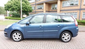 2012 CITROEN C4 GRAND PICASSO 1.6 E HDI AUTO  7 SEATER FRENCH REGISTERED LEFT HAND DRIVE LHD full
