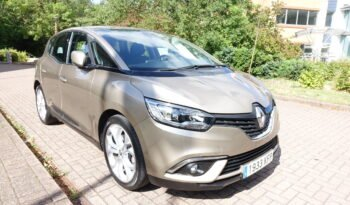 2017 RENAULT SCENIC 1.5 DCI INTENSE SPANISH REGISTERED LEFT HAND DRIVE LHD full