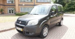 2008 FIAT DOBLO 1.3 MULTIJET ACTIVE PORTUGUESE REGISTERED