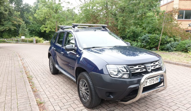 2015 DACIA DUSTER 1.5 DCI FRENCH REGISTERED LEFT HAND DRIVE LHD full